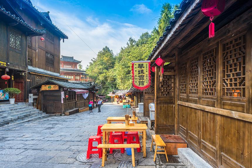 重庆酉阳酉州古城图片