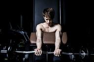 男士健身图片