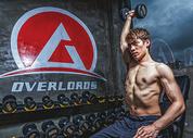 健身房强壮男性哑铃运动500966970图片