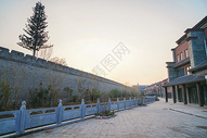 台儿庄古城风景区图片