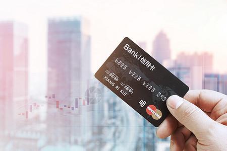 信用卡金融投资消费图片