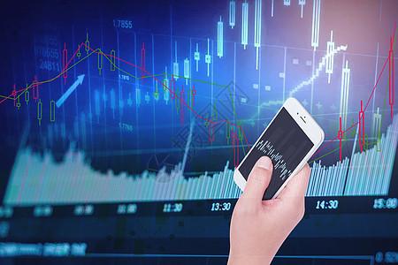 股票交易图片