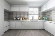 现代厨房空间图片
