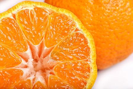 橘子特写图片