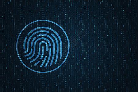 数字安全概念图片