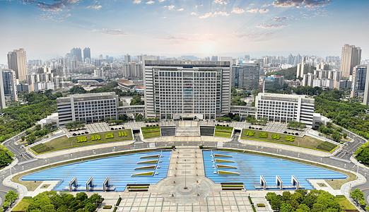 广东东莞城市办公楼图片