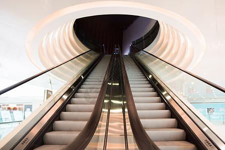 万象城电梯实景图片