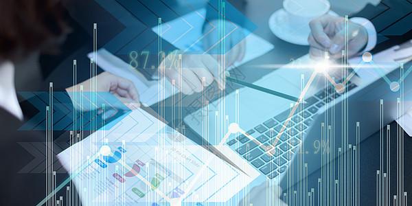 商业数据分析图片