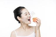 牙齿口腔护理甜点图片