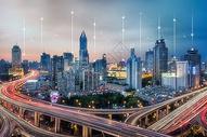 城市网络图片