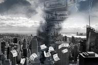 美元龙卷风图片