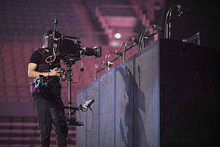 摄像师图片