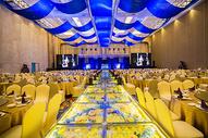 宴会厅全景图片