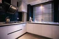 后现代厨房图片