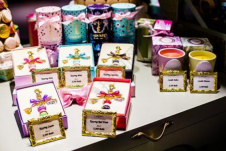 曼谷暹罗广场小礼品店图片