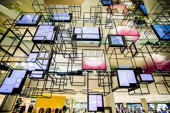 曼谷暹罗广场购物图片