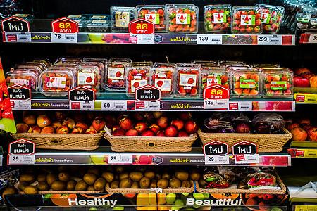 苏梅岛超市图片