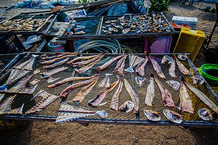 苏梅岛海鲜市场图片
