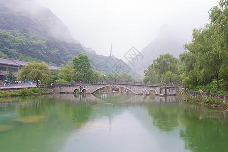 河南云台山风光图片
