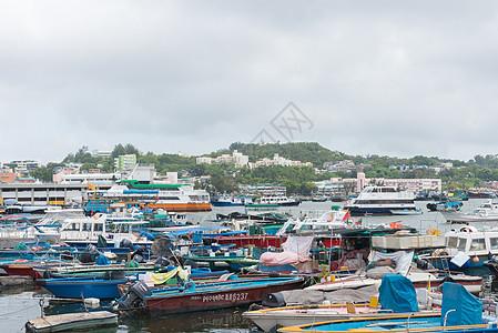 香港长洲岛图片