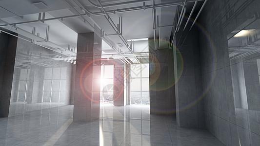 室内工业空间图片