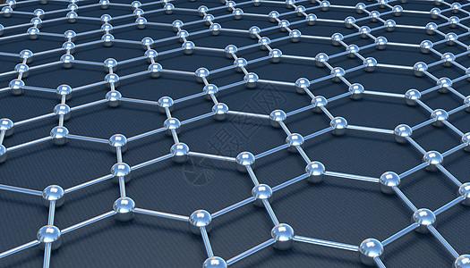 分子排列结构图片