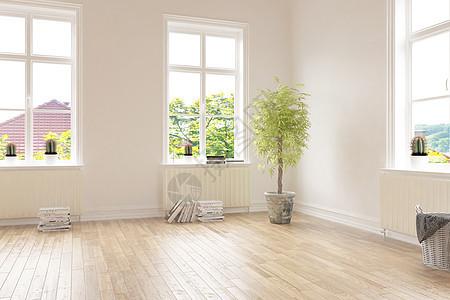 简约室内背景图片