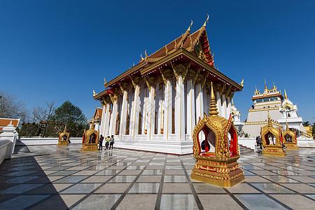 泰国佛殿图片