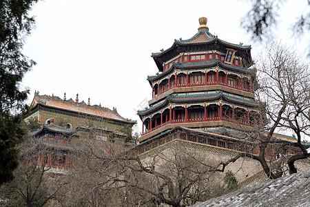 北京颐和园图片