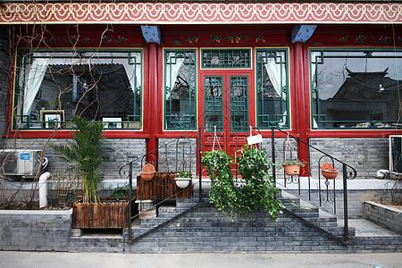 北京五道营胡同图片
