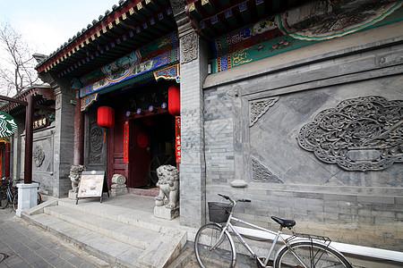 北京南锣鼓巷图片