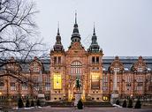 瑞典斯德哥尔摩历史博物馆图片