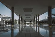 图书馆建筑空间图片