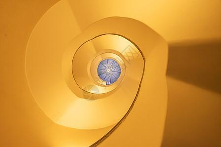 艺术感螺旋楼梯图片