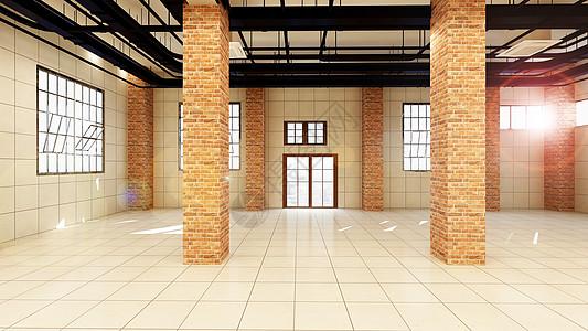 室内办公空间图片