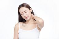 女性颈椎病职业病图片