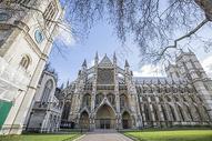 伦敦威斯敏斯特教堂图片