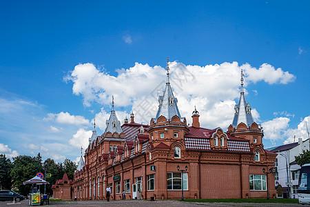 谢尔盖耶夫镇修道院图片