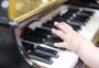 小宝宝弹钢琴早教图片