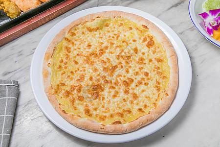 芝士披萨图片
