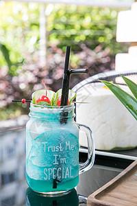 冰霜甘蓝汁图片