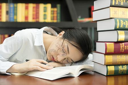 考试压力图片