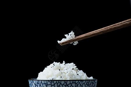 东北珍珠大米饭图片