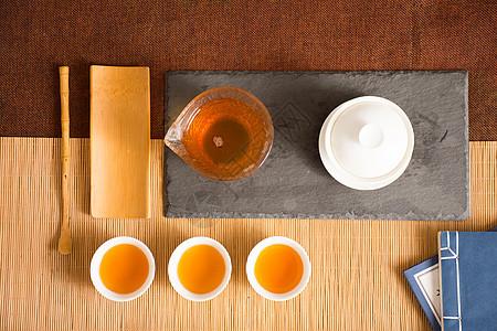 茶会茶席图片