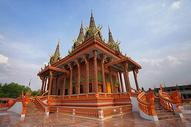 尼泊尔蓝毗尼佛教寺庙图片