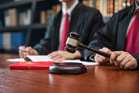 律师合作图片