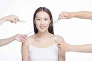 女性牙齿护理图片