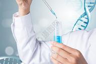 DNA医疗研究图片
