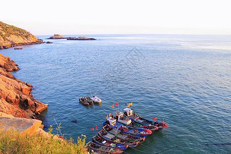 浙江宁波象山渔山岛图片