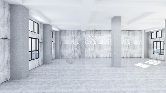 室内空间效果图图片
